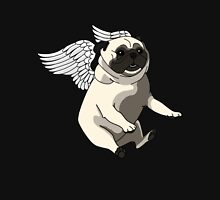 Flying Pug Unisex T-Shirt