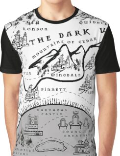 Map of The Dark World series Graphic T-Shirt