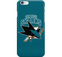 San Jose Sharks iPhone Case/Skin