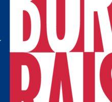 Texan Proud - Born & Raised Sticker