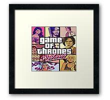 GOT  GTA Framed Print
