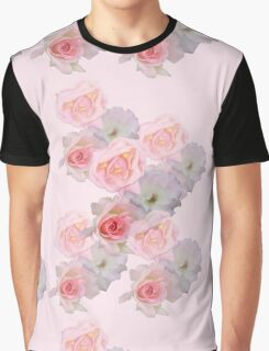24 pink roses Graphic T-Shirt