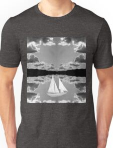 Four Way Sky Unisex T-Shirt