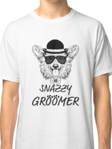 Snazzy Groomer Classic T-Shirt