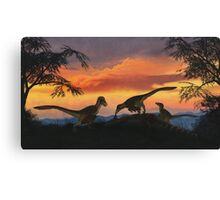 Dakotaraptor Canvas Print