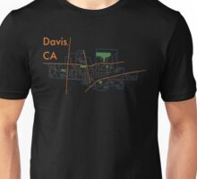 Davis, CA Unisex T-Shirt