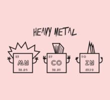 Heavy Metal Kids Tee