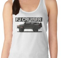 FJ Cruiser Women's Tank Top