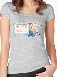 Home Movies Women's Fitted Scoop T-Shirt