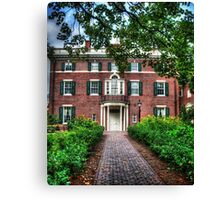 """Loeb House"" Canvas Print"
