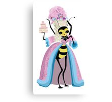 Queen Bee - Marie Antoinette Canvas Print