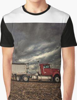 Grain Truck Graphic T-Shirt