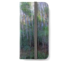 Forest for the Trees for the Forest iPhone Wallet/Case/Skin