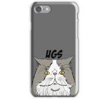 Ugs Cartoon Grey iPhone Case/Skin