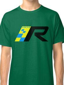 Volvo R Design Racing Graphic BLK Classic T-Shirt