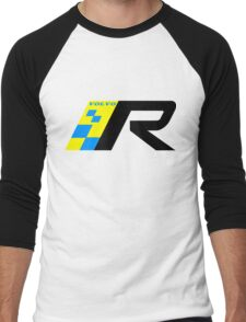 Volvo R Design Racing Graphic BLK Men's Baseball ¾ T-Shirt