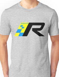 Volvo R Design Racing Graphic BLK Unisex T-Shirt