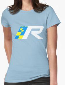 Volvo R Design Racing Graphic WHT2 T-Shirt