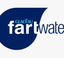 fart water Sticker