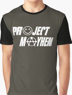 Project Mayhem Graphic T-Shirt