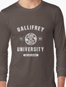 Gallifrey University Long Sleeve T-Shirt