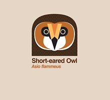 Short-eared Owl Unisex T-Shirt