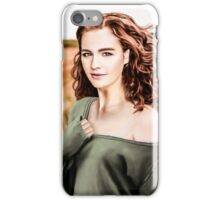 Fire & Grace-  Brianna Randall iPhone Case/Skin