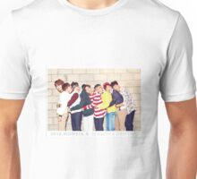 Monsta X Group Photo Unisex T-Shirt