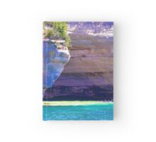 Michigan's Pictured Rocks Hardcover Journal