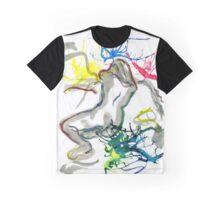 Figure Study Graphic T-Shirt