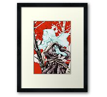 The Headless Nun Framed Print