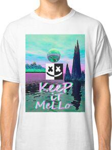 Trippy kEEp iT MeLLo Set Marshmello x Slushii Classic T-Shirt