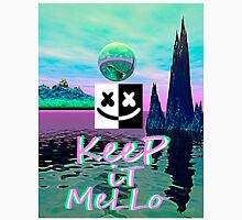 Trippy kEEp iT MeLLo Set Marshmello x Slushii Unisex T-Shirt