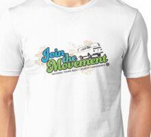 Join the movement - multi Unisex T-Shirt