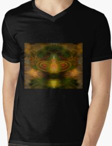 Seed of Compassion Mens V-Neck T-Shirt