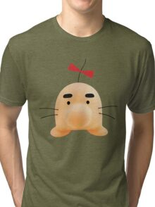 Mr. Saturn Tri-blend T-Shirt