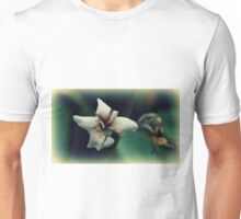 """It is at the edge of a petal that love waits."" Unisex T-Shirt"