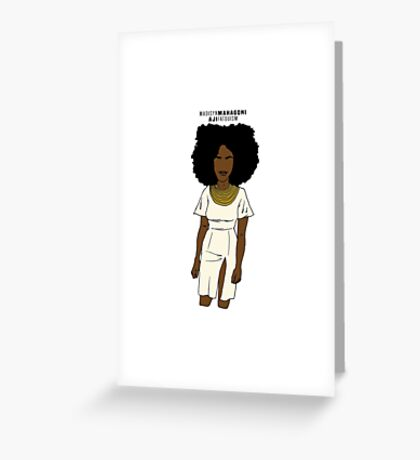 BABY S (ABA) Greeting Card