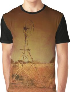 A Sunburnt Country Graphic T-Shirt