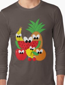 Fruit Long Sleeve T-Shirt
