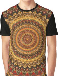 Mandala 069 Graphic T-Shirt