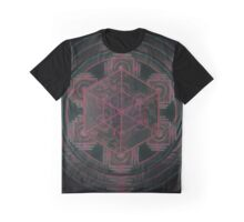 Cube - Root Chakra Graphic T-Shirt