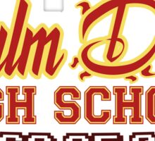 PDHS Class of 2016 Sticker