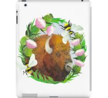 Bison iPad Case/Skin