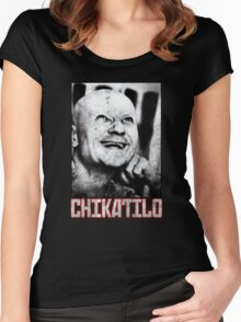 Andrei Chikatilo Women's Fitted Scoop T-Shirt