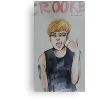 Crooked G-Dragon Canvas Print