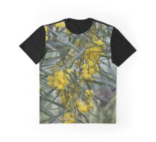 Australian Wattle Graphic T-Shirt