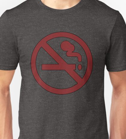 No smoking ~ Adventure Time Unisex T-Shirt