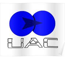 Old UAC Logo Poster