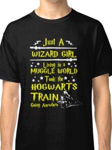 Wizard Girl Classic T-Shirt